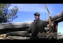 Beginners Archery Tips / This board is dedicated to getting you started on the right foot with traditional archery. From basic usage like assembly and stringing/unstringing, to shooting tips and more!