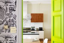 For the Home / Things I love for the home, color and fun. Or inspirations that make me create!