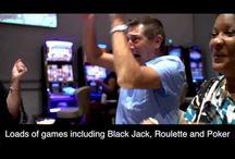 Casino events / Casino entertainment