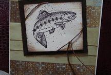 Fishing Cards / Fishing Cards / by Vickie Dare