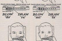 Learning harmonica