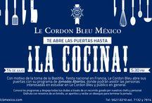 Jornadas Abiertas / Celebrando la fiesta nacional de Francia, tendremos un día de jornadas abiertas, con un recorrido por Le Cordon Bleu México; guiados por nuestro equipo. Ven a conocer nuestros programas. http://lcbmexico.com