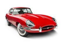 Jaguar E type - The most beautiful car ever !!!