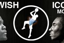 Swish Icon Moments / The Legendary Swish Icon move is one of the most lethal weapons a baller can have in their arsenal.  / by Swish Icon