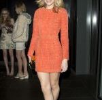 LOTTIE MOSS Celebrates Her th Birthday at the W Hotel in London
