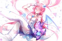 Anime Girls with other wings ♥
