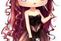 Soirée en mode manga