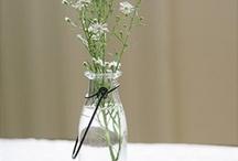 Vas Bunga Sederhana