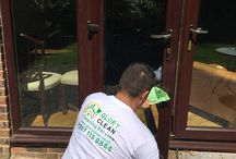Window and Door Cleaning London