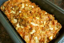 Sweet potatoes / Meatloaf