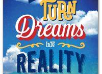 Teen Read Week 2014 : Turn Dreams Into Reality / October 12 - 18, 2014