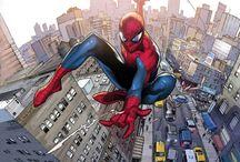Spider mam