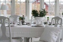 Dining rooms / Shabby Chic