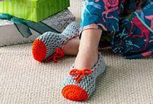 Crochet - Socks and Footwear