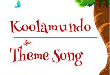Koolamundo's Sing-Along-Songs / Once I have written the lyrics and put an idea together of the music composition for each individual book.  It is then created into a sing-along-song for children and their families.