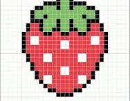 dibujos pixelados