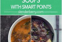 Weight Watchers Soups & Crock Pot