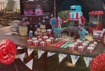Pretty Things For You Boy oh boy carnival inspired baby shower