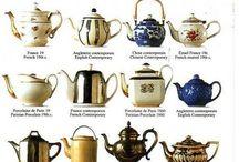 Tea Pots & Tea Cups