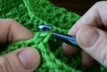 crotchet and knitting