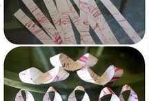 Kids crafts / by Mallory Mann