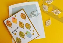 Cards - Studio Calico / by Melody Holcomb-Hockin