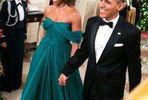 The Obama's / by Angela Broadwater