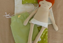 doll ideas / by Roxy C