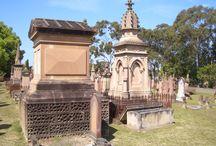 Rookwood Cemetry, Sydney / Where lies my Italian Forebears ❤️