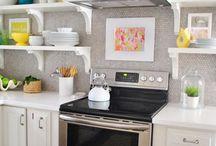 kitchens / by Erica Pretto