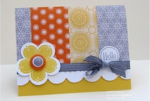 Stampin' Up Set - Posy Punch