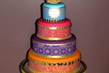 moroccan wedding cakes