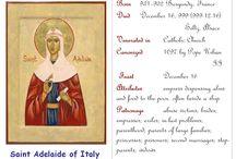 Iconografie Sfinte Femei - decembrie