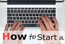 Blogging / If you want to start your first blog but have no idea where to get started, read through these articles about blogging.
