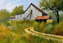 Barns.Shacks. / by Martha Archambault