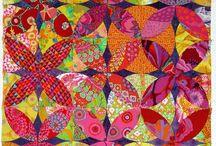 Quilts - AL beauty/orange peel