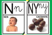 alfabets infantil