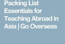 Travel and Teach