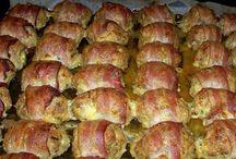 Csirke és más húsok
