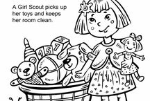 Daisy Girl Scouts / Daisy Ideas / by Debbie Nobles