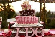 Wedding cake / Gâteau
