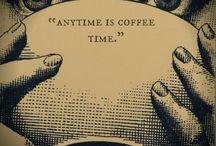 ...coffee....
