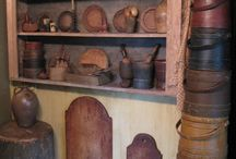 Old Wood...Boards, Bowls & Treen