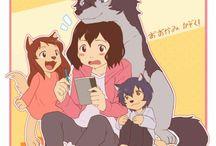 Волчьи дети