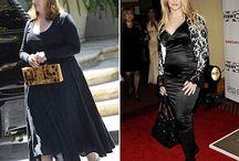 celebrity before and after success / celebrites before and after success weight loss