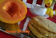 Bimby - Pequeno-almoço/Snacks