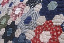 Quilt - Hexagons