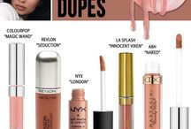 make up dupes