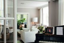 Spaces: Living Room & Family Room / Living spaces we love to inspire your projects