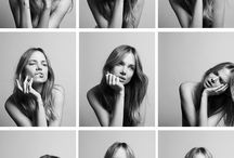 modelling portrait ideas